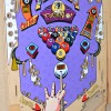 Breakshot NOS capcom pinball  playfield