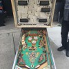 8 ball pinball machine for parts sold