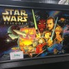 Star Wars Episode 1 pinball machine $6995.00