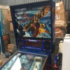 Wipeout Pinball machine just traded SOLD