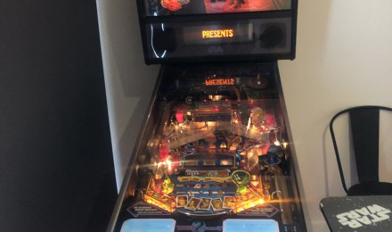 WhoDunnit Pinball Machine $3995