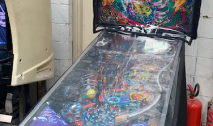 Pinball Covers from $165.00