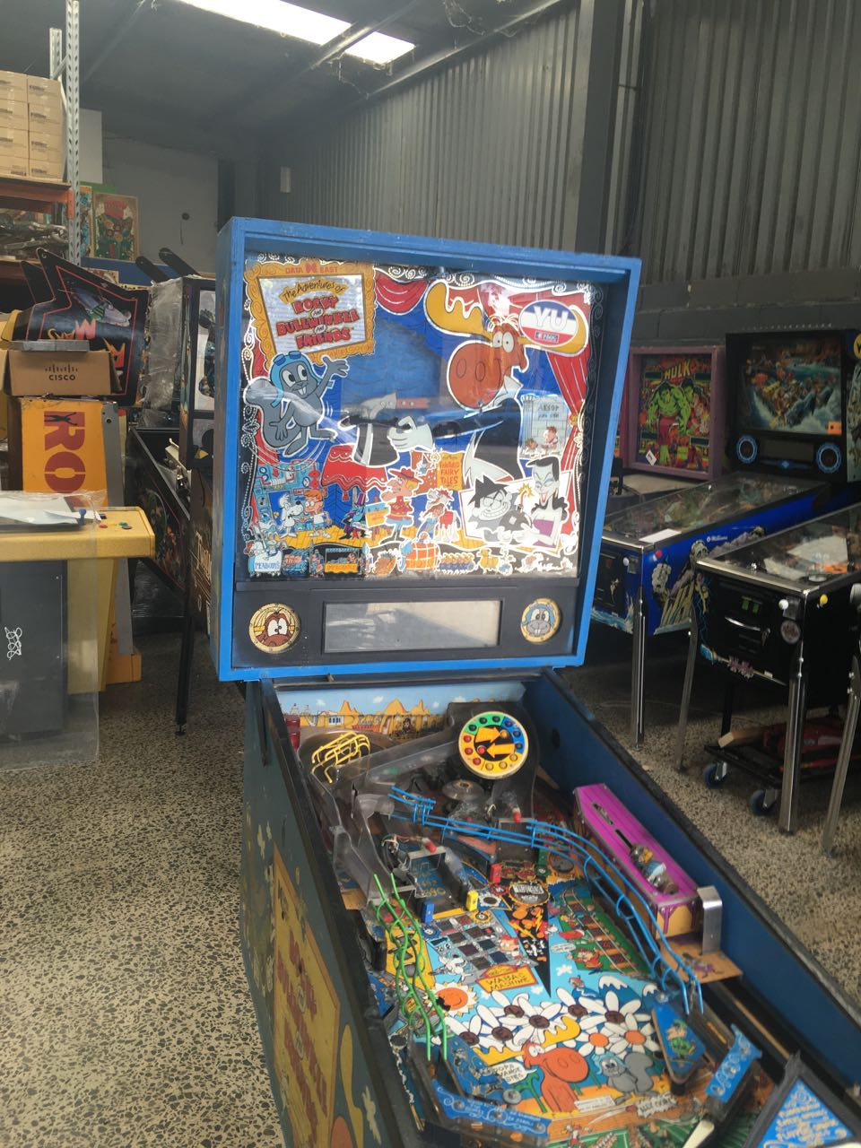 pinball machine sale